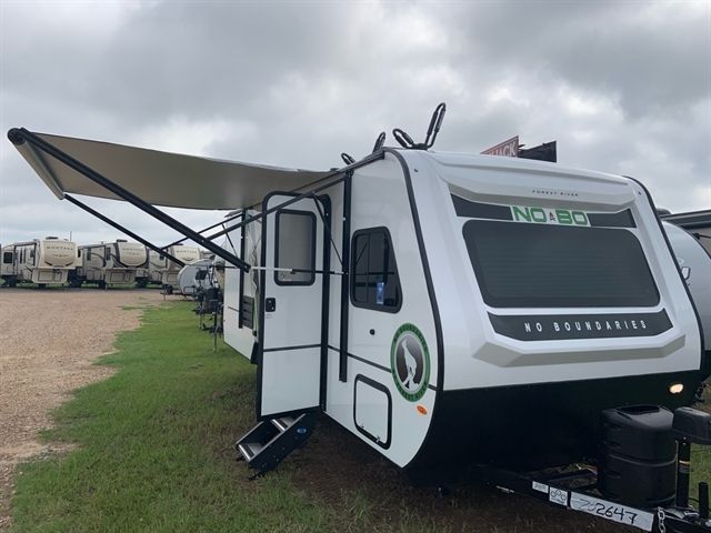 2020 Forest River No Boundaries NB19.7 at Campers RV Center, Shreveport, LA 71129