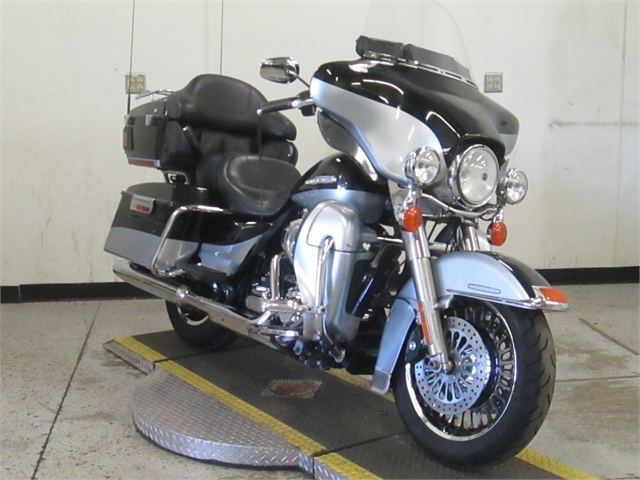 2012 HARLEY DAVIDSON ELECTRA GLIDE ULTRA LIMITED at G&C Honda of Shreveport