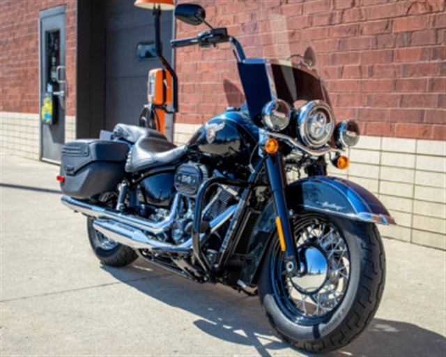 2018 Harley-Davidson Softail Heritage Classic 114 at Harley-Davidson of Fort Wayne, Fort Wayne, IN 46804