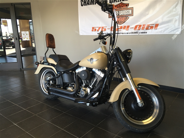 2015 Harley-Davidson Softail Fat Boy Lo at Champion Harley-Davidson®, Roswell, NM 88201