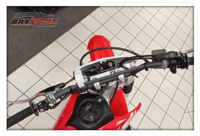 2021 Honda CRF 250F at Bay Cycle Sales