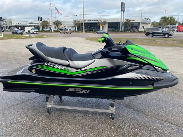 2020 Kawasaki Jet Ski STX 160LX at Jacksonville Powersports, Jacksonville, FL 32225
