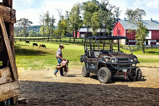 2020 Kawasaki Mule PRO-FXT Ranch Edition at Ehlerding Motorsports