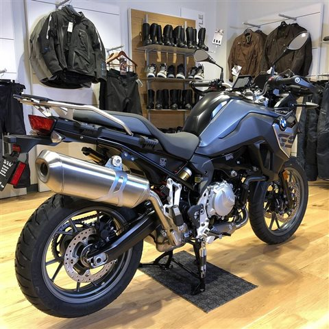 2019 BMW F 750 GS at Frontline Eurosports