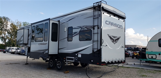 2019 Keystone Carbon 337 Toy Hauler at Nishna Valley Cycle, Atlantic, IA 50022