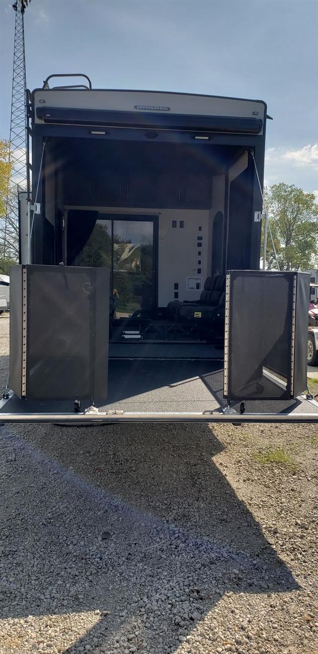 2019 Keystone Carbon 337 Toy Hauler at Nishna Valley Cycle, Atlantic, IA 50022