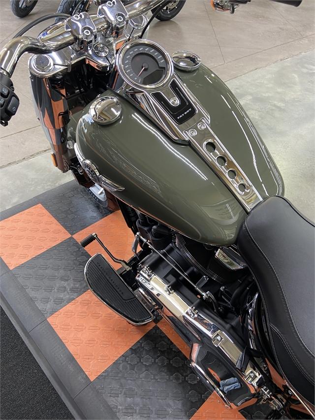 2021 Harley-Davidson Cruiser FLFBS Fat Boy 114 at Hampton Roads Harley-Davidson