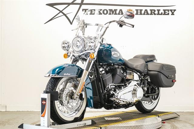 2021 Harley-Davidson Touring Heritage Classic at Texoma Harley-Davidson