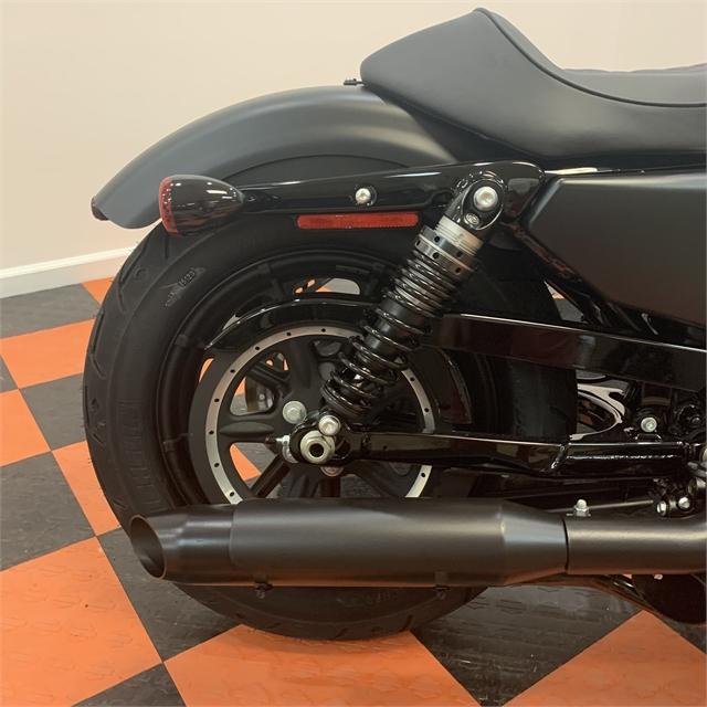 2021 Harley-Davidson Street XL 1200NS Iron 1200 at Harley-Davidson of Indianapolis