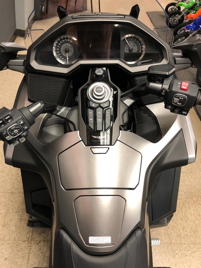 2018 Honda Gold Wing DCT at Sloans Motorcycle ATV, Murfreesboro, TN, 37129