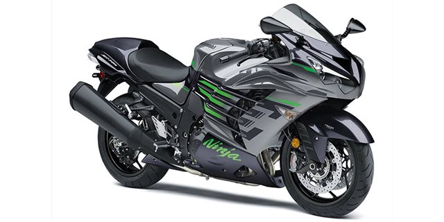 2021 Kawasaki Ninja ZX-14R ABS at Star City Motor Sports