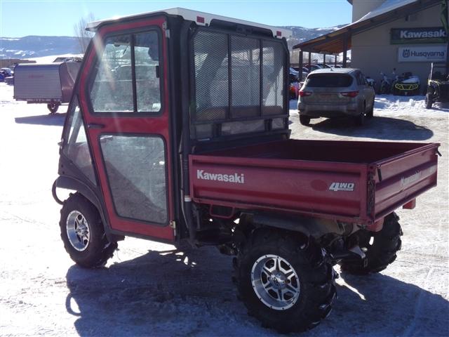 2007 Kawasaki Mule 3010 4x4 $141/month at Power World Sports, Granby, CO 80446