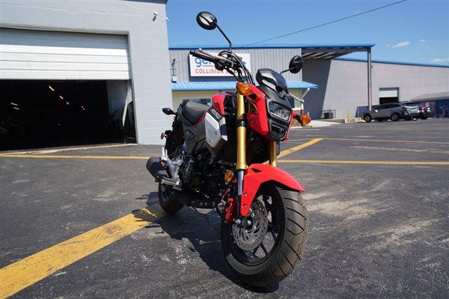 2020 Honda Grom Base at Powersports St. Augustine