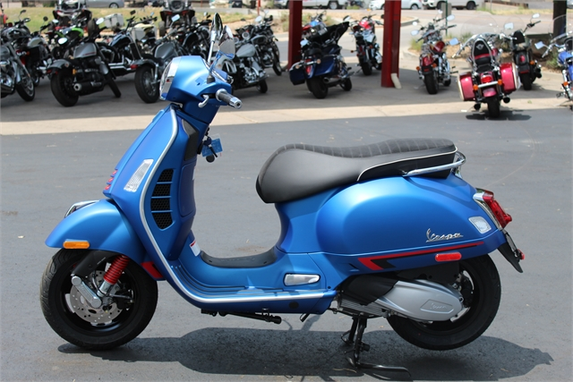 2021 Vespa GTS Super 300 HPE Racing Sixties at Aces Motorcycles - Fort Collins