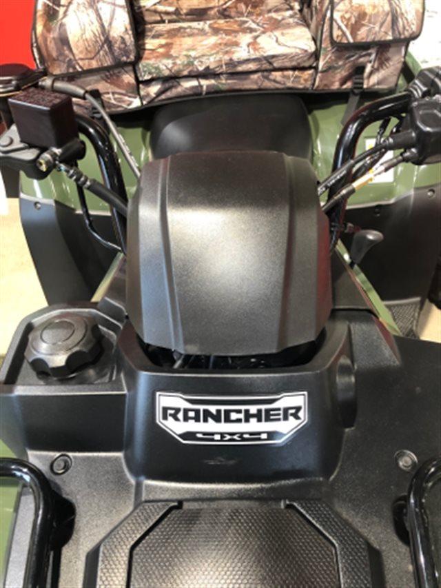 2019 Honda FourTrax Rancher 4X4 at Genthe Honda Powersports, Southgate, MI 48195