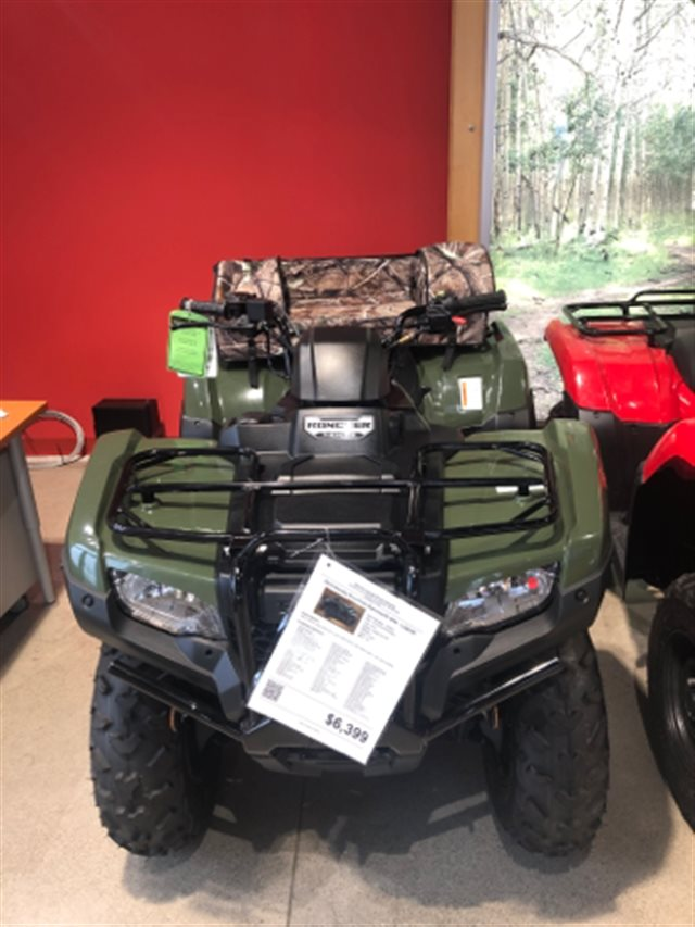 2019 Honda FourTrax Rancher 4X4 at Genthe Honda Powersports, Southgate, MI 48195