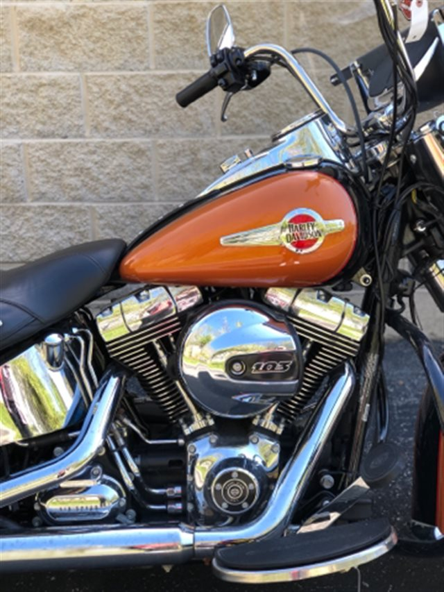 2016 Harley-Davidson Softail Heritage Softail Classic at Bluegrass Harley Davidson, Louisville, KY 40299