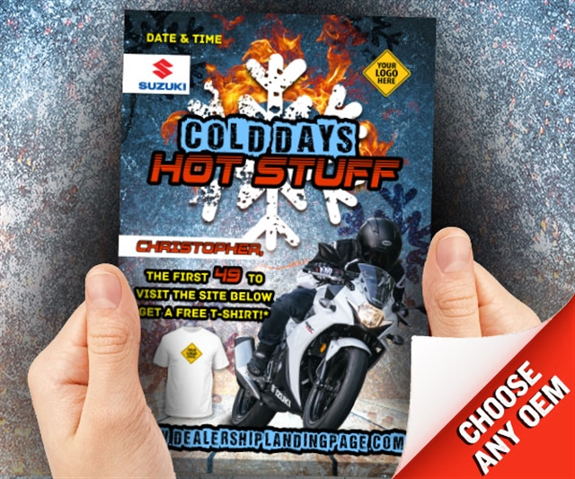 Cold Days Hot Stuff Powersports at PSM Marketing - Peachtree City, GA 30269