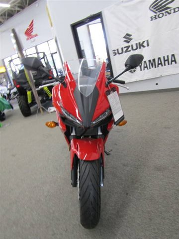 2017 Honda CBR500R Base at Seminole PowerSports North, Eustis, FL 32726