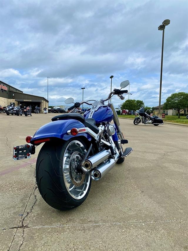 2019 Harley-Davidson Softail Fat Boy 114 at Harley-Davidson of Waco