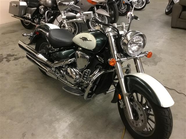 2009 Suzuki Boulevard C50 Special Edition at Bud's Harley-Davidson, Evansville, IN 47715