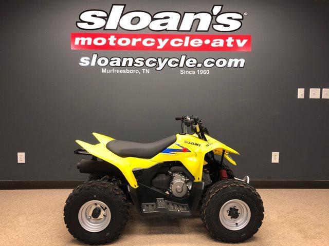 2019 Suzuki QuadSport Z90 at Sloan's Motorcycle, Murfreesboro, TN, 37129
