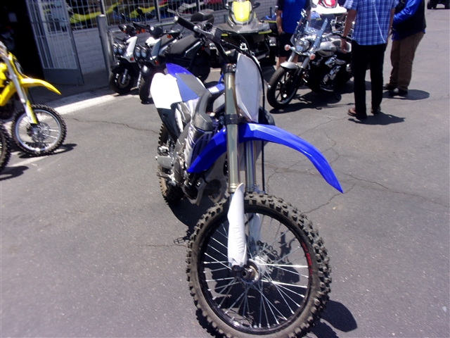 2015 Yamaha YZ 450F at Bobby J's Yamaha, Albuquerque, NM 87110