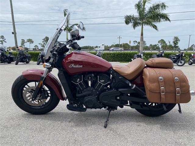 2016 Indian Scout Sixty at Fort Myers