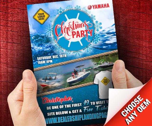 2019 Winter Christmas Party Marine at PSM Marketing - Peachtree City, GA 30269