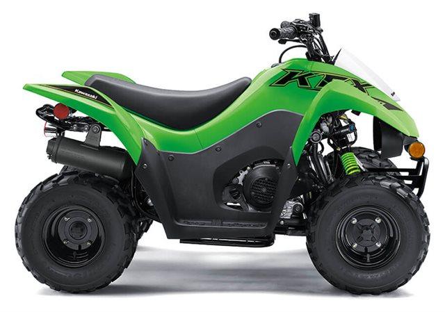 2022 Kawasaki KFX 50 at Sky Powersports Port Richey