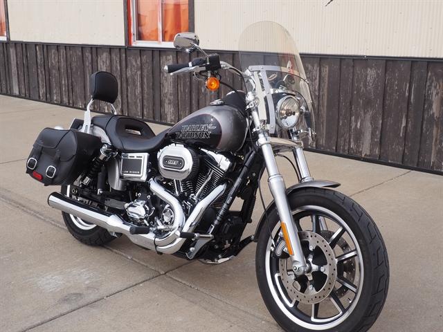 2016 Harley-Davidson Dyna Low Rider at Loess Hills Harley-Davidson