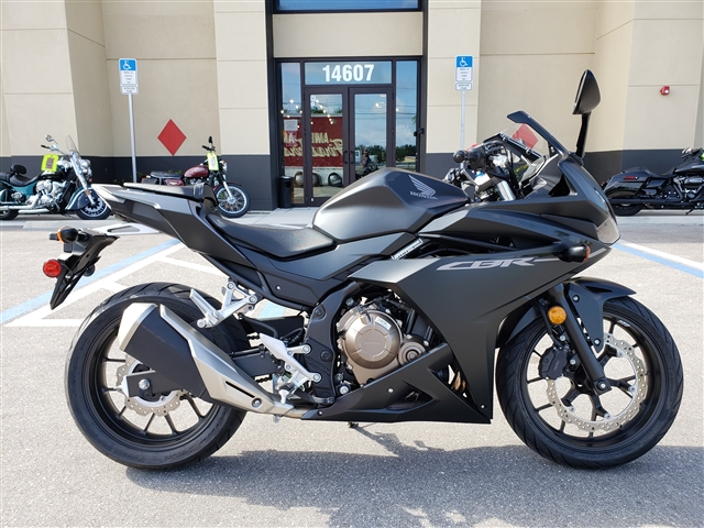 2016 Honda CBR 500R at Stu's Motorcycles, Fort Myers, FL 33912