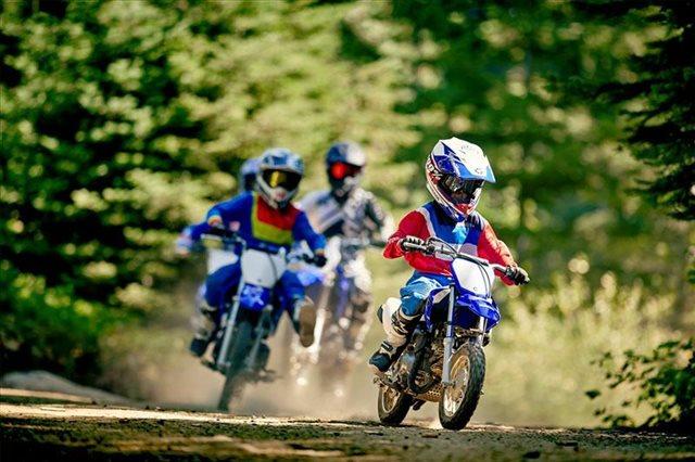 2021 Yamaha TT-R 50E at Kodiak Powersports & Marine