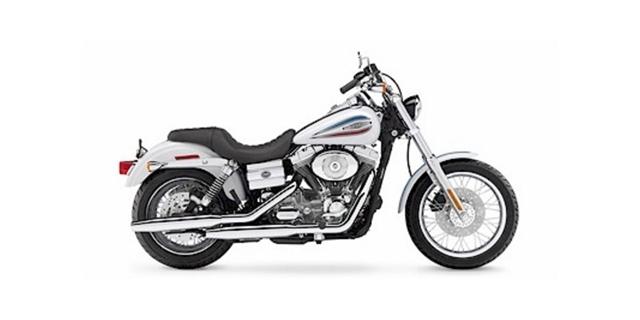 2006 Harley-Davidson Dyna Glide 35th Anniversary Super Glide at Deluxe Harley Davidson