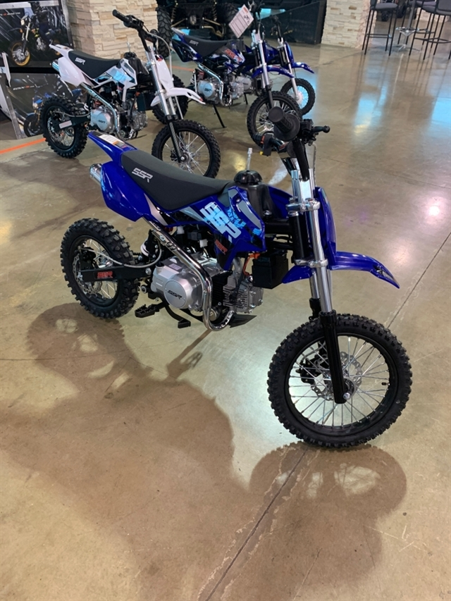2021 SSR SR 125 AUTO at Kent Powersports of Austin, Kyle, TX 78640