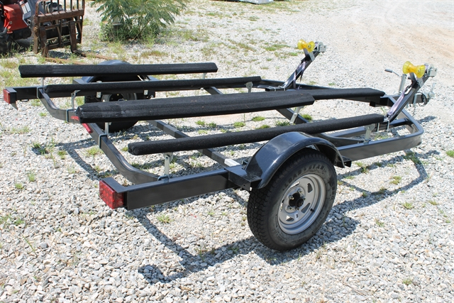 2019 COM FAB DOUBLE PWC TRAILER at Extreme Powersports Inc