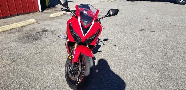 2020 Honda CBR650R ABS at Thornton's Motorcycle - Versailles, IN