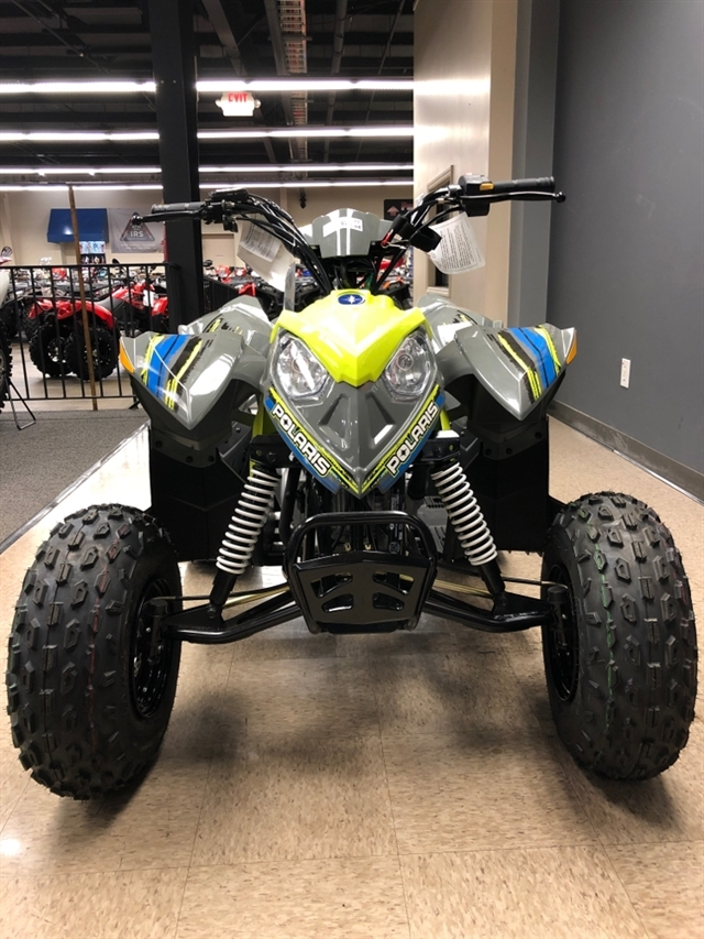 2021 Polaris Outlaw 110 EFI at Sloans Motorcycle ATV, Murfreesboro, TN, 37129