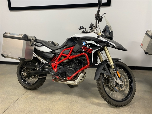 2015 BMW F 800 GS Low 800 GS Adventure at Frontline Eurosports