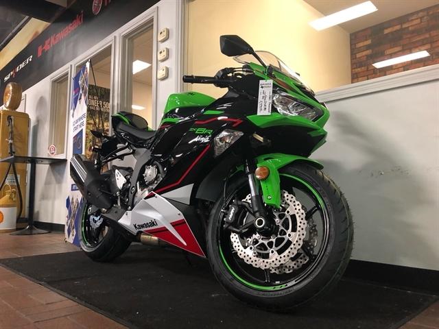 2021 Kawasaki Ninja ZX-6R ABS KRT Edition at Wild West Motoplex