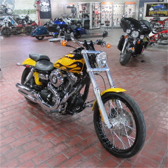 2011 Harley-Davidson Dyna Glide Wide Glide at Bumpus H-D of Memphis