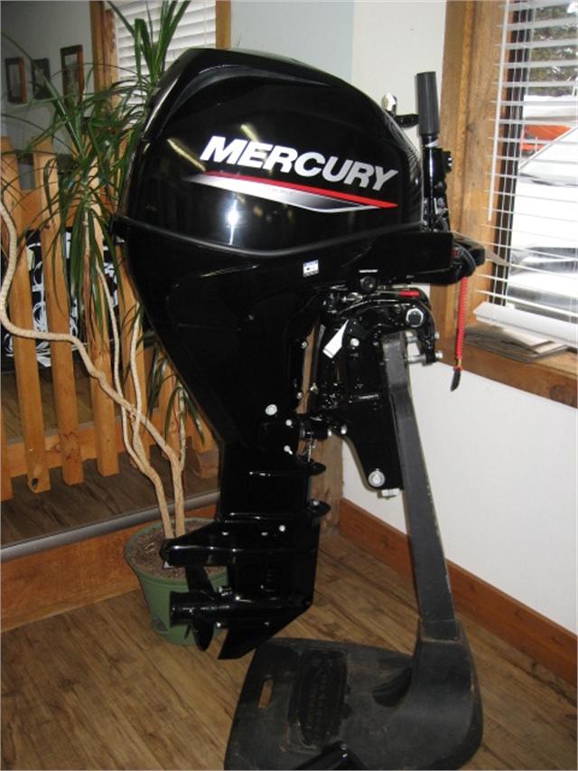 2021 Mercury 25 ELHPT EFI 4S at Fort Fremont Marine
