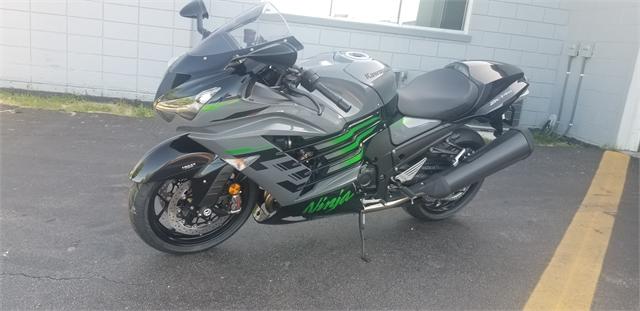 2021 Kawasaki Ninja ZX-14R ABS at Powersports St. Augustine