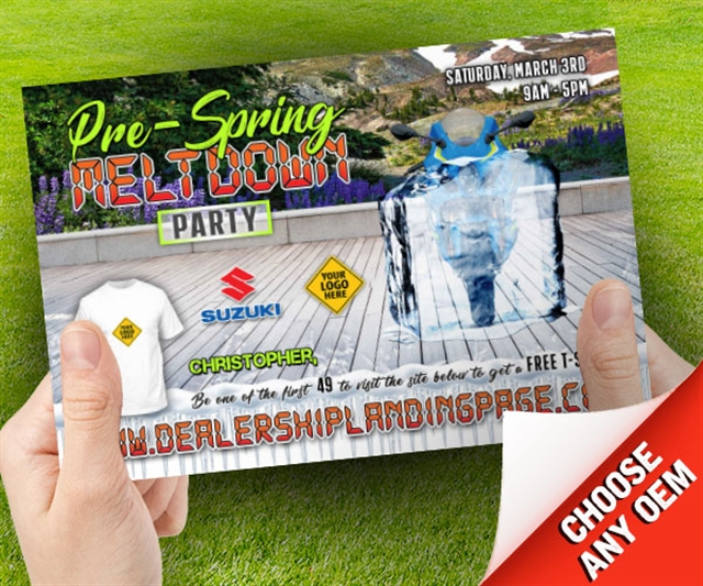 2018 SPRING Spring Meltdown Powersports at PSM Marketing - Peachtree City, GA 30269