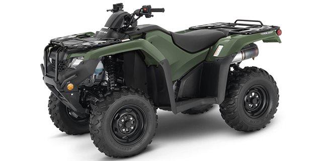 2021 Honda FourTrax Rancher 4X4 Automatic DCT IRS at Interstate Honda