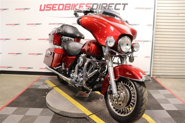 2009 Harley-Davidson Electra Glide Classic at Friendly Powersports Slidell