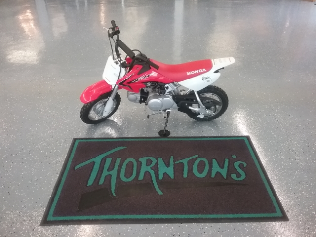 2018 Honda CRF 50F at Thornton's Motorcycle - Versailles, IN