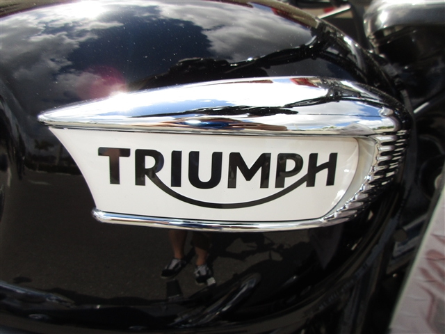 2018 Triumph Bonneville Speedmaster Jet Black at Stu's Motorcycles, Fort Myers, FL 33912