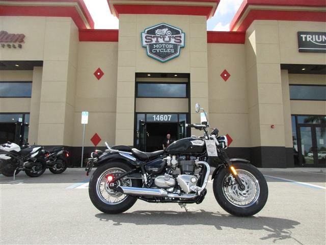 2018 Triumph Bonneville Speedmaster Base at Stu's Motorcycle of Florida