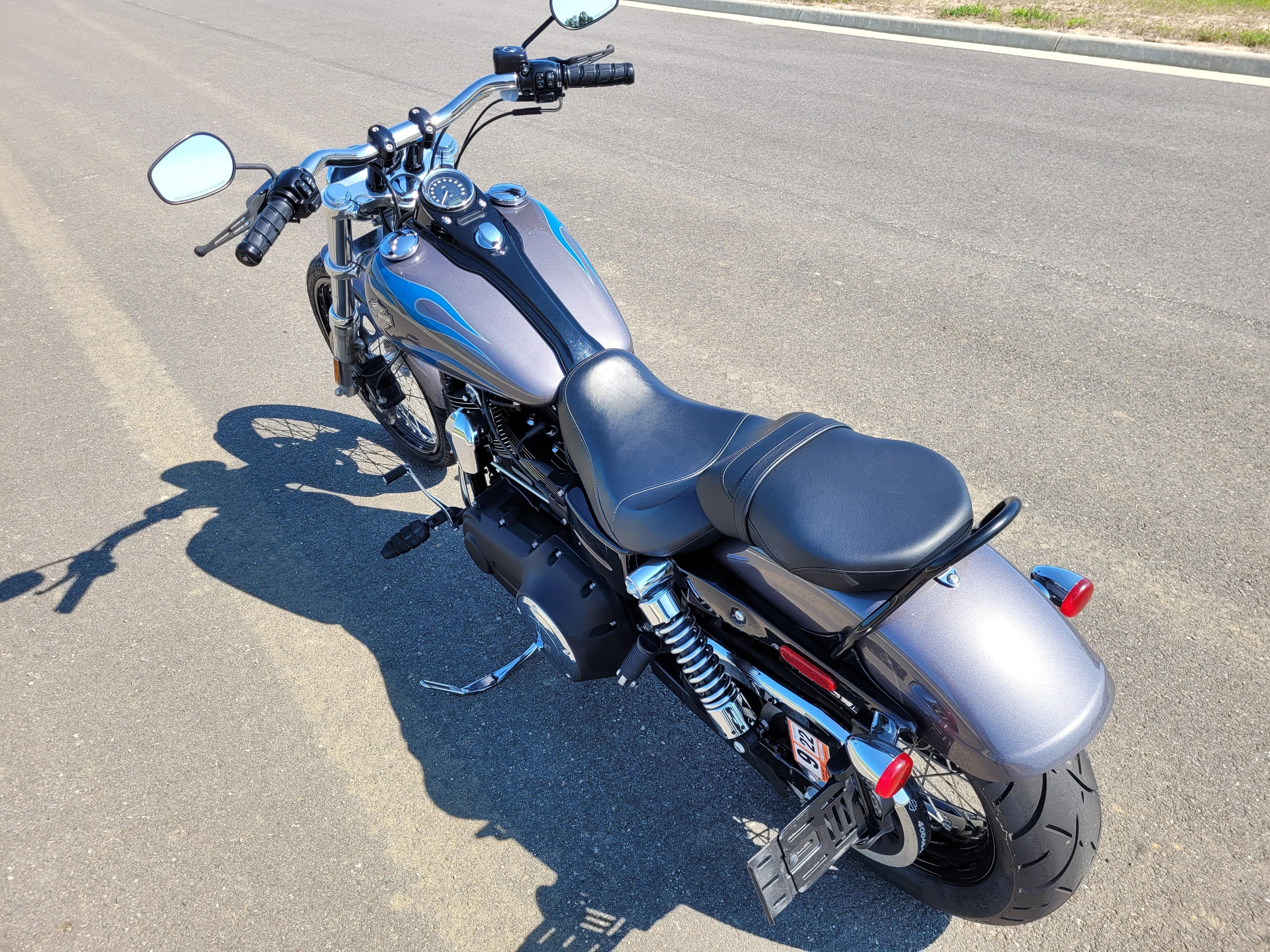 2014 Harley-Davidson Dyna Wide Glide at Richmond Harley-Davidson